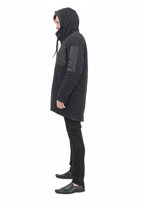 Куртка утепленная Pavel Yerokin OPKS-14-черный-44 Фото 4