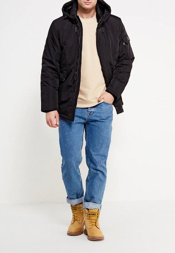 Куртка утепленная Xaska 15420Black-46 Фото 2