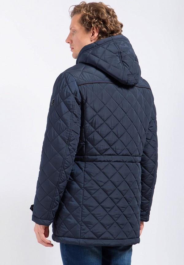 Куртка утепленная Finn Flare цвет синий  Фото 4