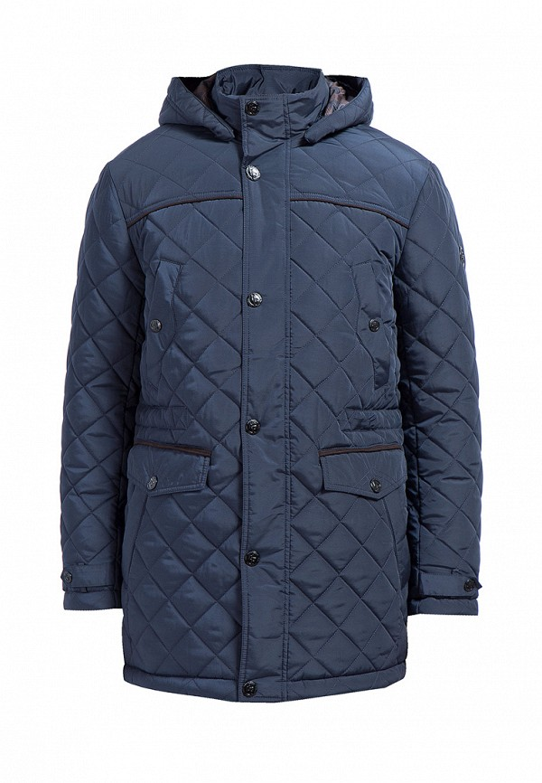 Куртка утепленная Finn Flare цвет синий
