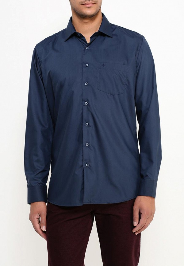Рубашка Stenser цвет синий