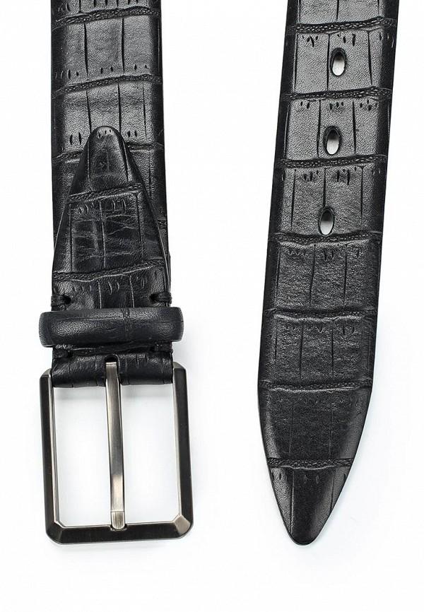 Ремень Alexander Tsiselsky цвет черный  Фото 2