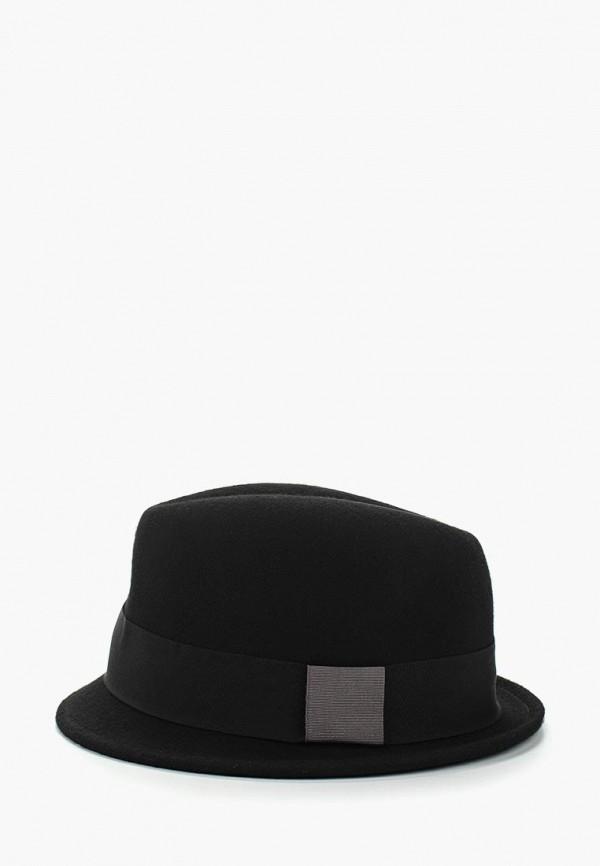 Шляпа Moltini цвет черный