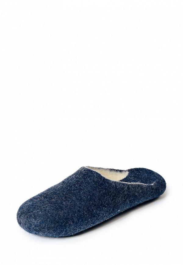 Тапочки Gewenst цвет синий