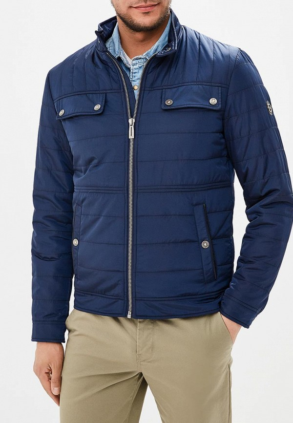 Куртка утепленная Jorg Weber цвет синий