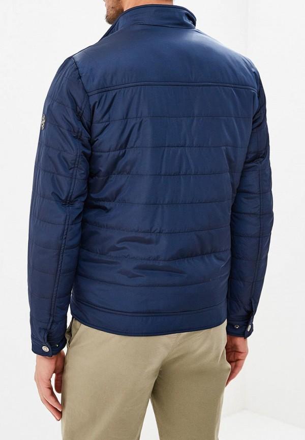 Куртка утепленная Jorg Weber цвет синий  Фото 3