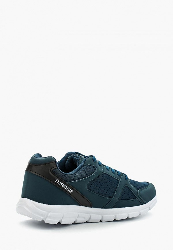Ботинки TimeJump цвет зеленый  Фото 2