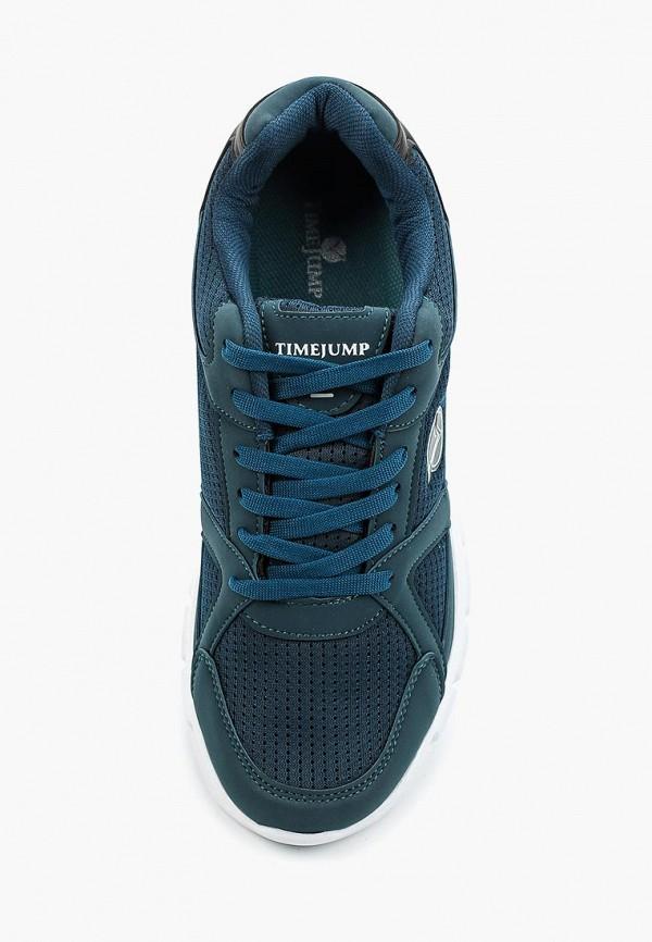 Ботинки TimeJump цвет зеленый  Фото 4