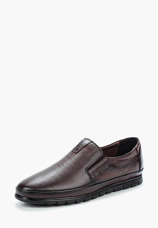 Ботинки Alessio Nesca цвет коричневый