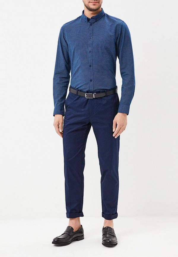 Рубашка Top Secret цвет синий  Фото 2