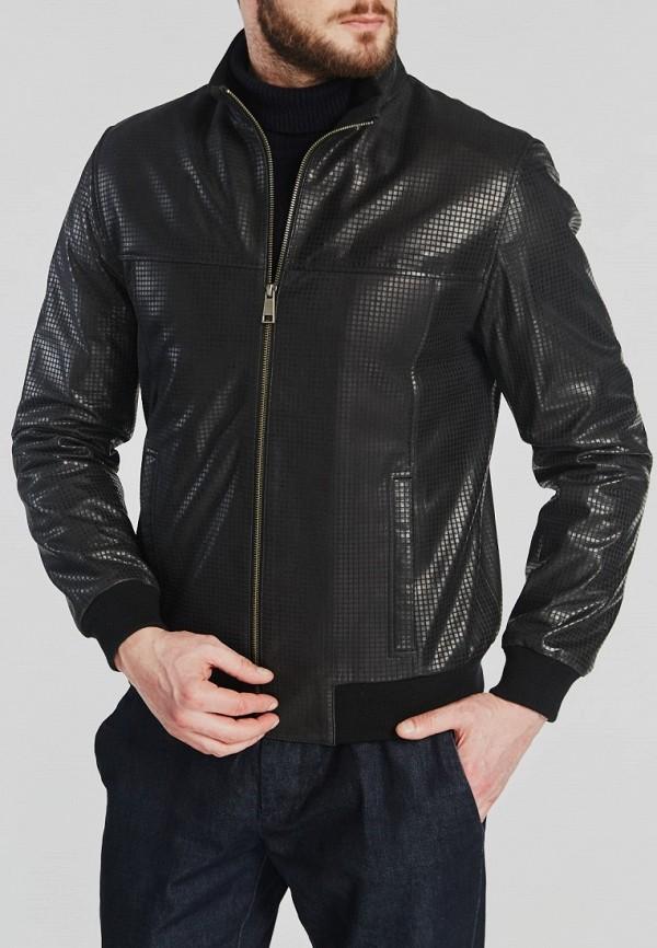 Куртка кожаная Mondial цвет черный