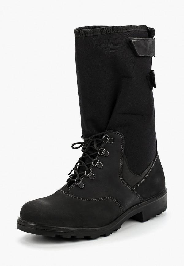 Сапоги Модерам цвет черный