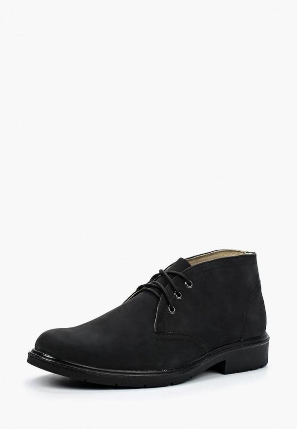 Ботинки Модерам цвет черный