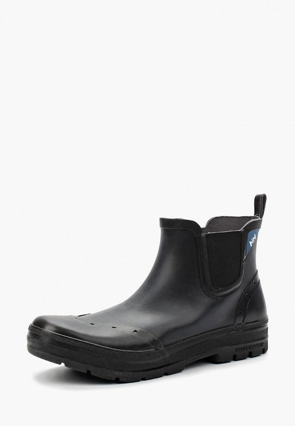Резиновые ботинки Helly Hansen цвет черный