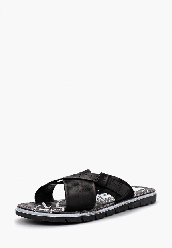 Сандалии Dino Ricci Trend цвет черный