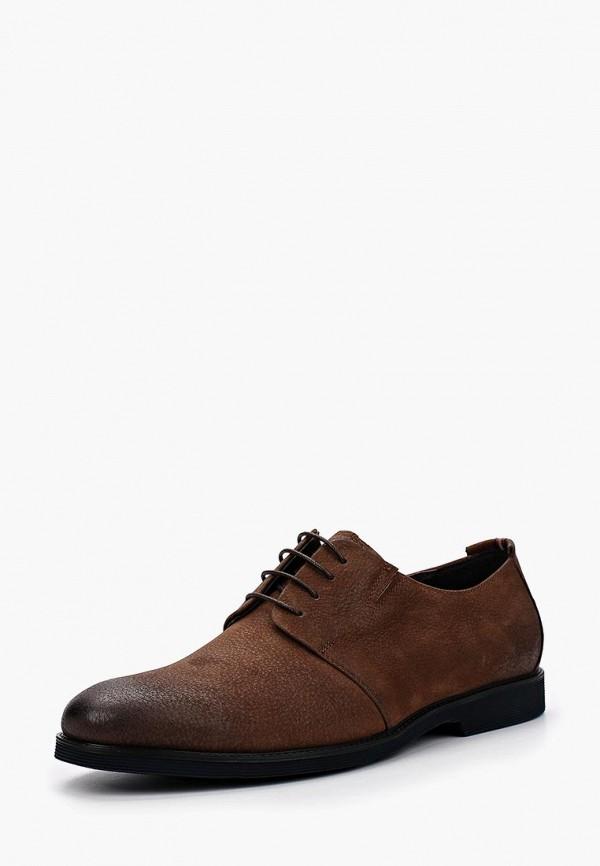 Туфли Dino Ricci цвет коричневый
