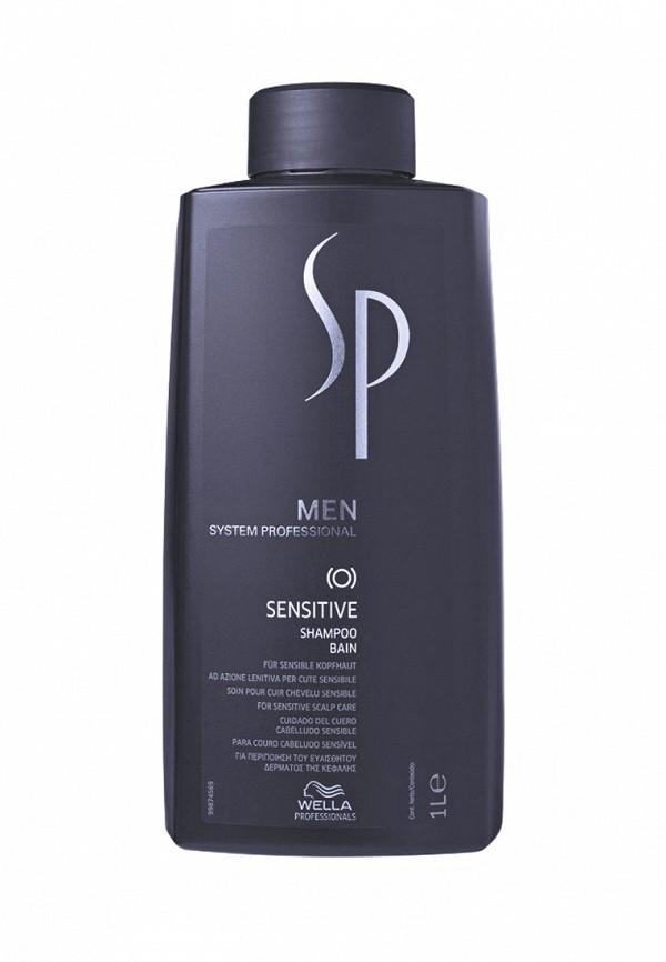 Шампунь для чувствительной кожи головы Wella SP 1000 мл
