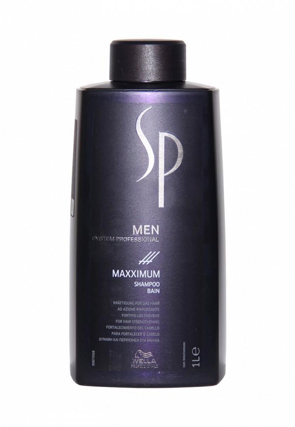 Шампунь против выпадения волос Wella SP 1000 мл