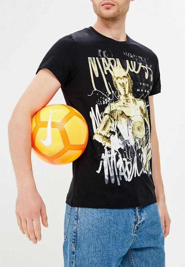 Футболка Твое цвет черный