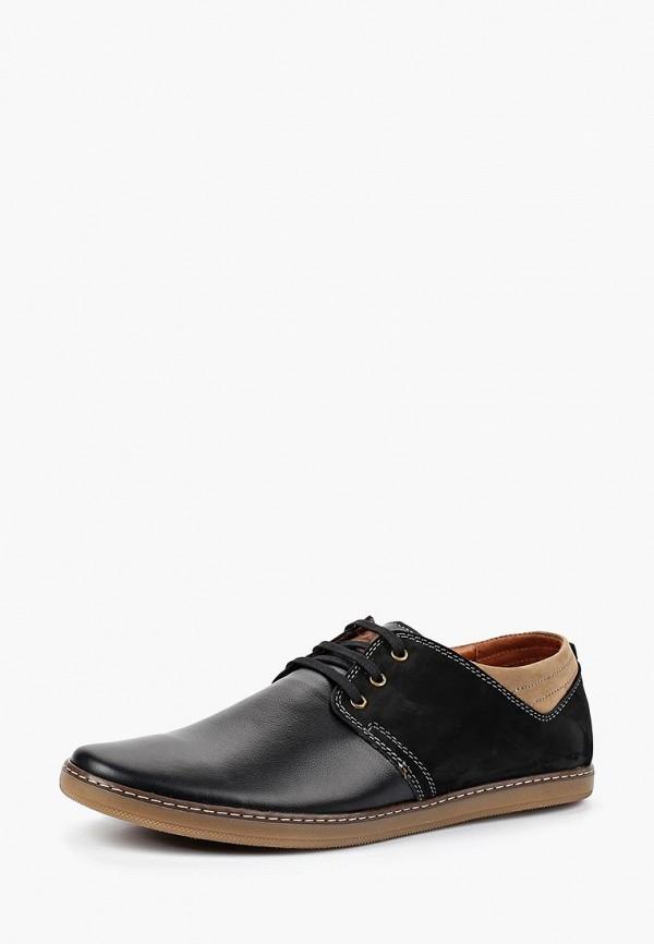 Ботинки Zain цвет черный