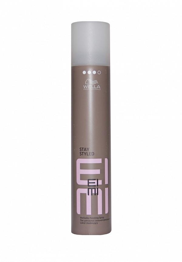 Лак для волос Wella Styling - Стиль и защита волос 300 мл