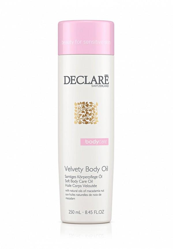 Увлажняющее масло для тела Прикосновение бархата Declare Velvety 250 мл