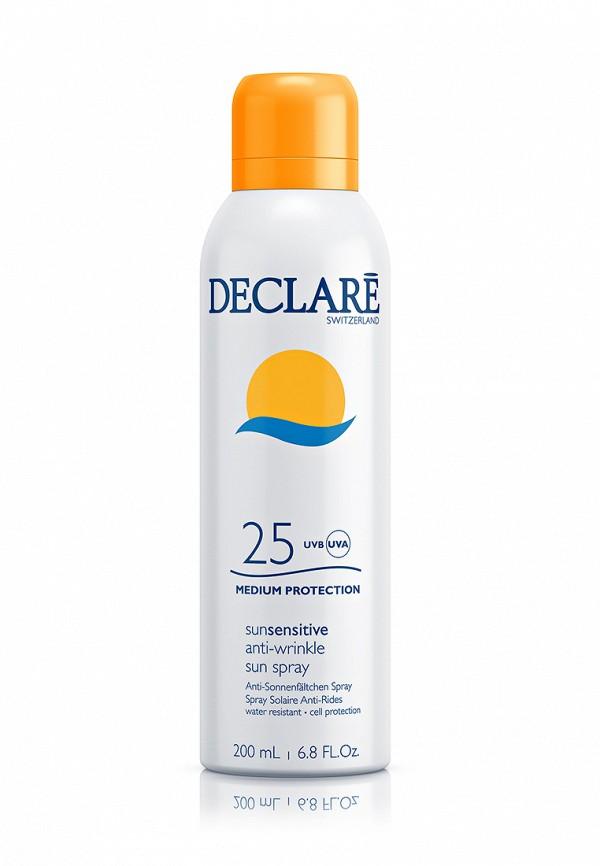 Солнцезащитный спрей SPF 25 с омолаживающим действием Declare Anti-Wrinkle Sun SPF 25 200 мл