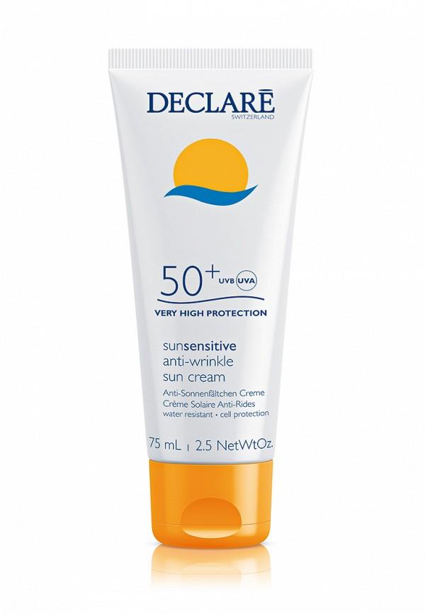 Солнцезащитный крем SPF 50+ с омолаживающим действием Declare Anti-Wrinkle Sun SPF 50+ 75 мл
