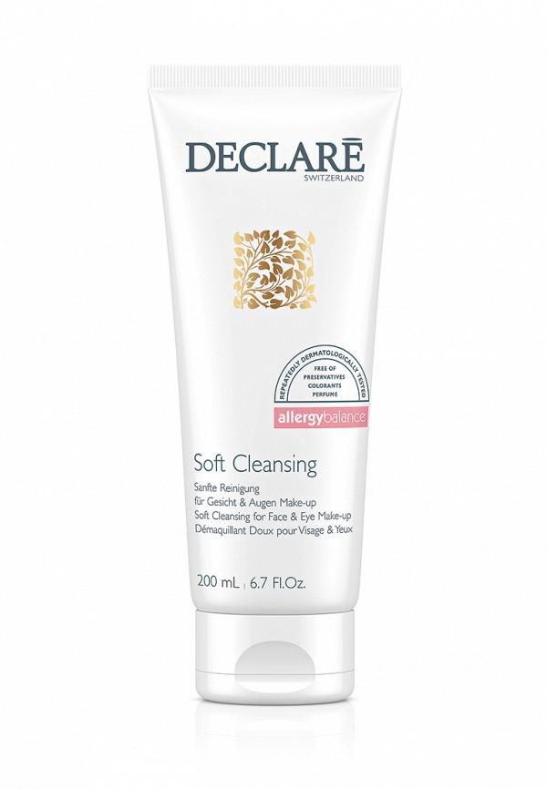 Гель для очищения и удаления макияжа Declare Soft Cleansing 200 мл