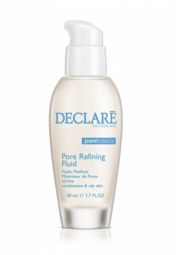 Интенсивное средство, нормализующее жирность кожи Declare Sebum Reducing and Pore Refining Fluid 50 мл