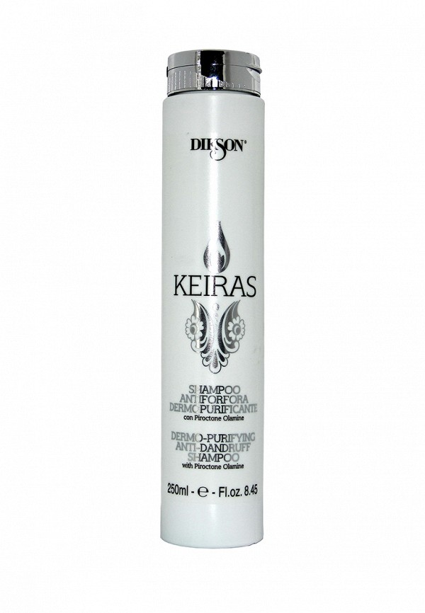 Себобалансирующий шампунь Dikson Keiras Shampoo Antiforfora Dermopurificante 250 мл