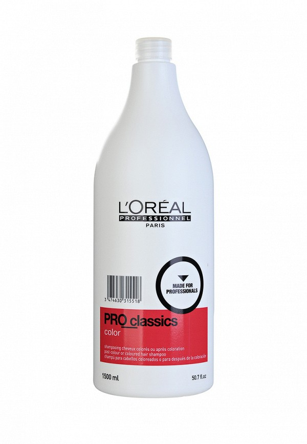 Шампунь для окрашенных волос LOreal Professional Технические шампуни
