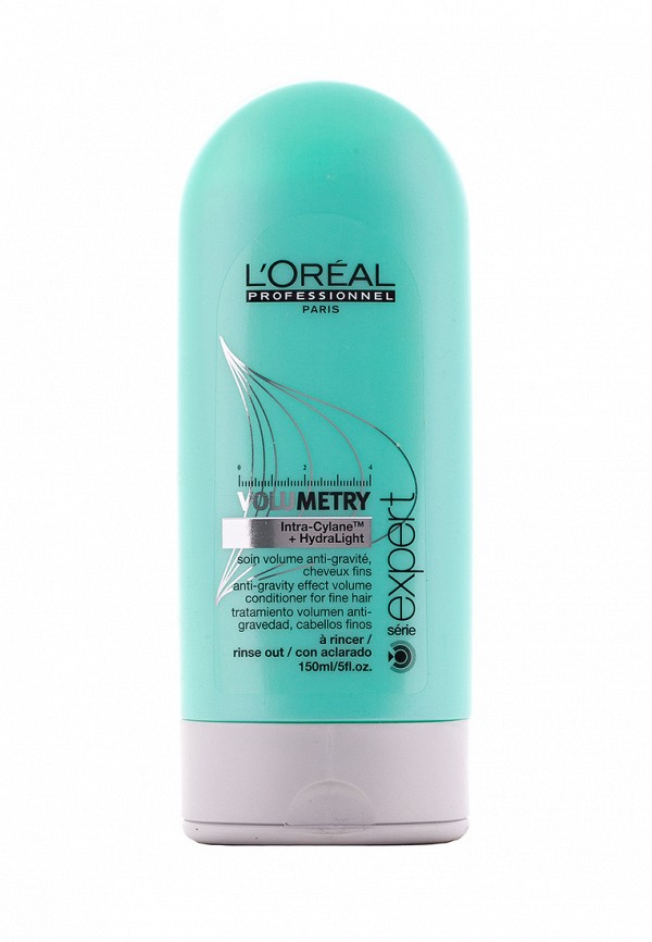 Смываемый уход-кондиционер для придания объёма LOreal Professional Expert Volumetry - Суперобъем для тонких волос