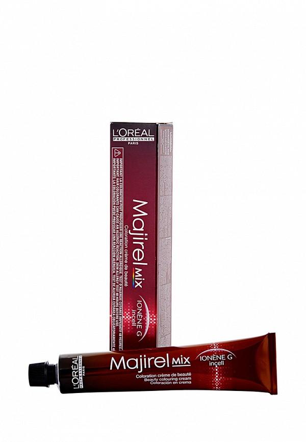 Крем-краска для насыщенных микс-оттенков Зеленый LOreal Professional Majirel Mix  Крем-краска для насыщенных микс-оттенков для усиления и нейтрализации