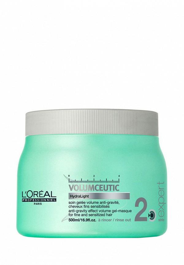 Гель-маска для придания объема LOreal Professional Expert Volumetry - Суперобъем для тонких волос