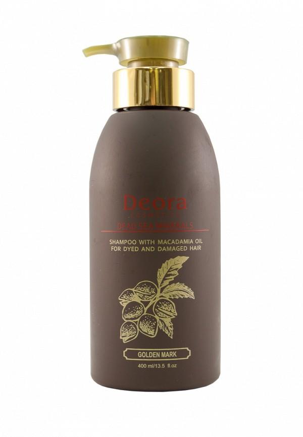 Шампунь для окрашенных и поврежденных волос Deora Cosmetics