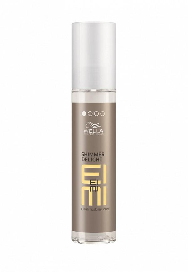 Спрей для мерцающего блеска Wella Styling - Стиль и защита волос