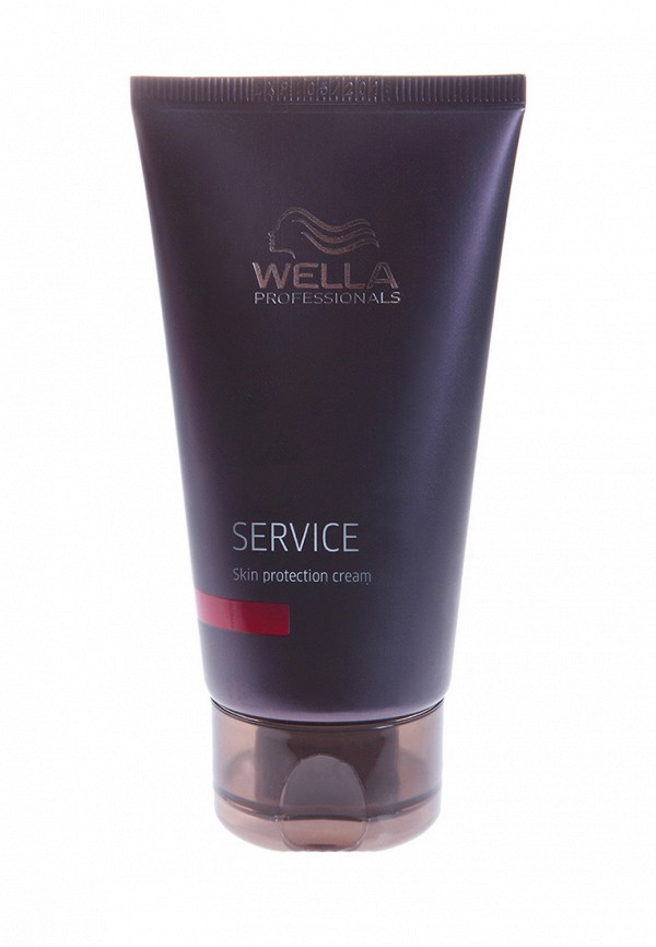 Крем для защиты кожи головы Wella Care Service - Уход за волосами 75 мл