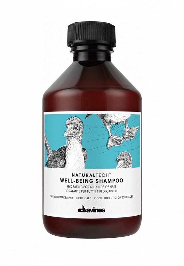 Увлажняющий шампунь Davines Well-Being - Антистрессовая линия для волос 250 мл