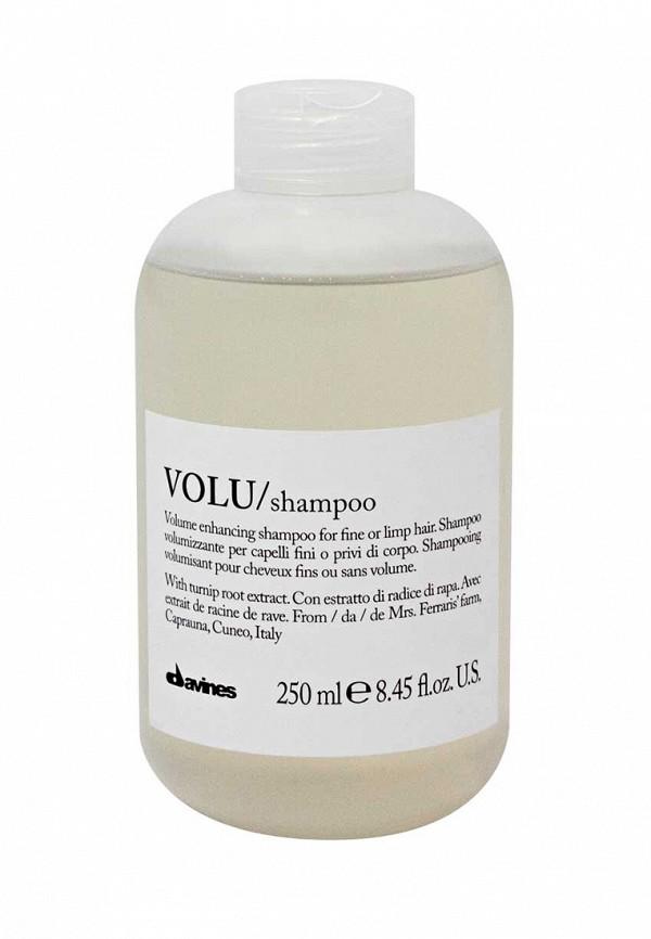 Шампунь для придания объема Davines Essential Haircare NEW - Обновленная линия для ежедневного ухода за волосами 250 мл