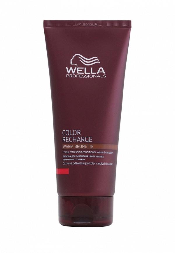 Бальзам оттеночный коричневый Wella Color Recharge - Оттеночная линия для волос 200 мл 200 мл