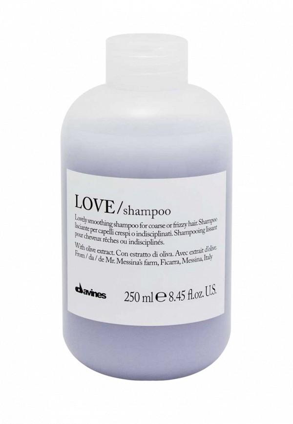 Шампунь для разглаживания завитка Davines Essential Haircare NEW - Обновленная линия для ежедневного ухода за волосами 250 мл 250 мл
