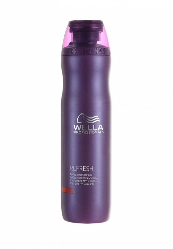 Стимулирующий шампунь 250 мл Wella Balance Line - Для кожи головы