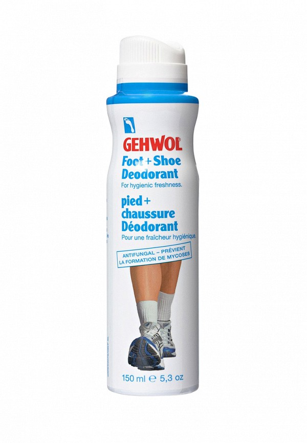 Дезодорант для ног и обуви 150 мл Gehwol