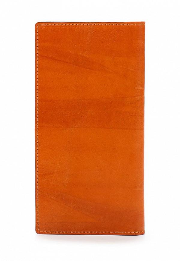 Портмоне Alexander Tsiselsky цвет оранжевый  Фото 2