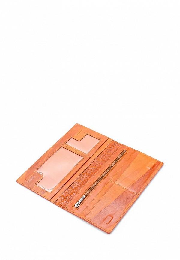 Портмоне Alexander Tsiselsky цвет оранжевый  Фото 3