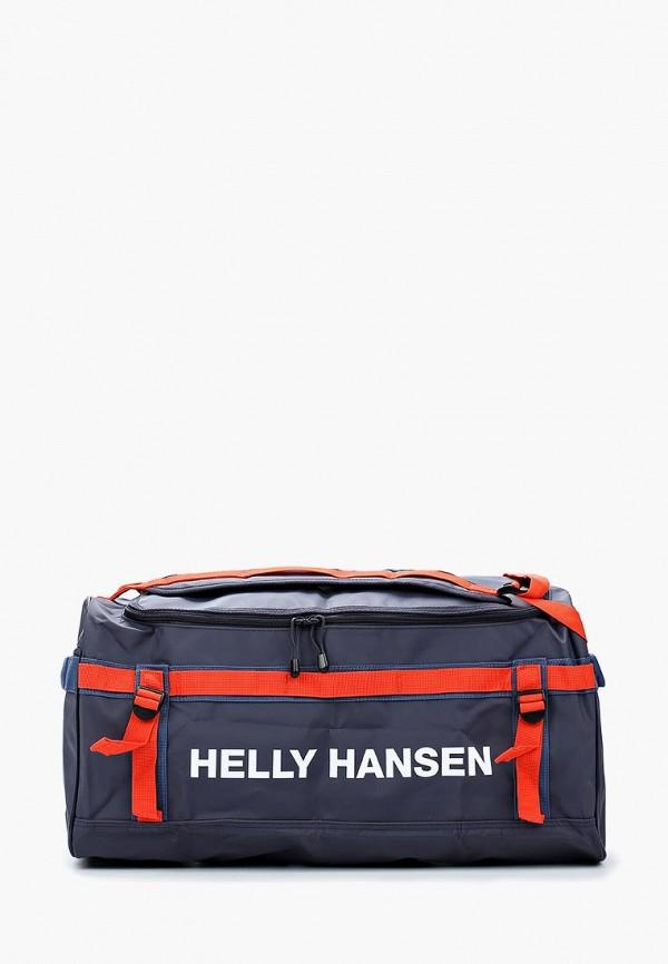 Сумка спортивная Helly Hansen цвет серый