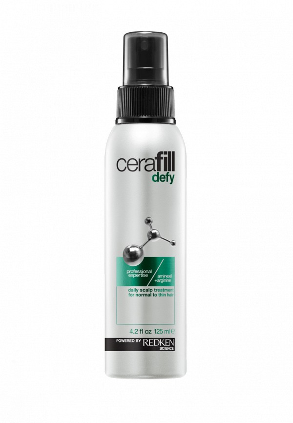 Спрей-уход Cerafill Defy Scalp Treatment Redken