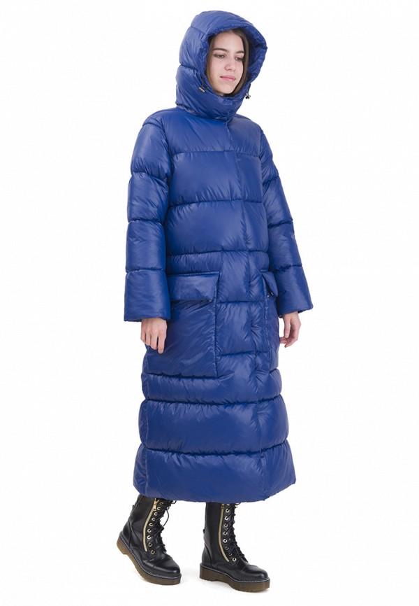 Куртка утепленная Doctor E цвет синий