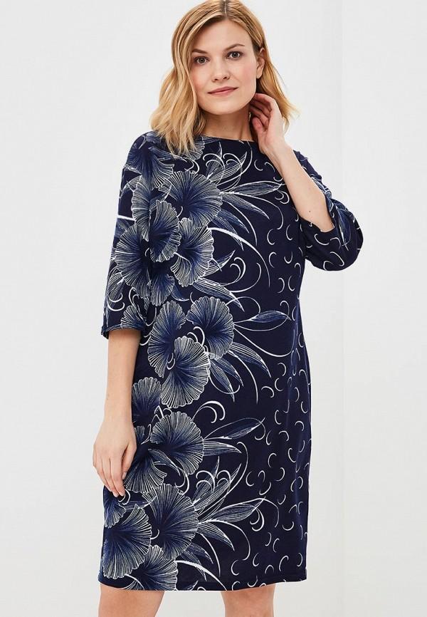 Платье Olsi цвет синий